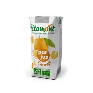 ヴィタモント オレンジジュース 200ml/有機JAS|アリサン /取寄せ|e-kanekoya