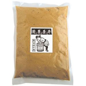 麹屋甚平(こうじやじんべい)熟成ぬか床 1kg|マルアイ食品 /取寄せ|e-kanekoya