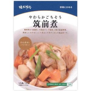 やわらかごちそう 筑前煮 100g|味千汐路(あじせんしおじ) /取寄せ|e-kanekoya