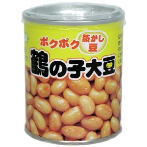 杉野フーズ ポクポク蒸かし豆 鶴の子大豆 140g <蒸し大豆>|e-kanekoya