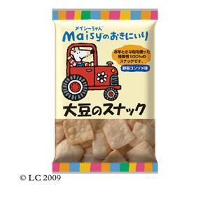 メイシーちゃんのおきにいり 大豆のスナック 35g|創健社|e-kanekoya