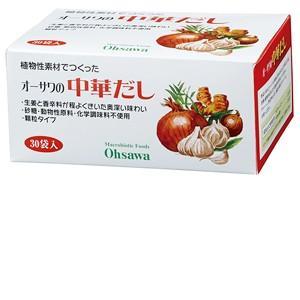 オーサワの中華だし(徳用) 150g(5g×30)|オーサワジャパン /取寄せ|e-kanekoya
