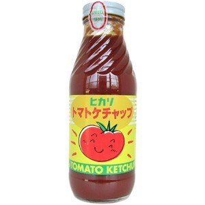 光食品 トマトケチャップ(ビン入) 400g