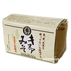 キヌアみそ 500g 丸秀醤油 e-kanekoya