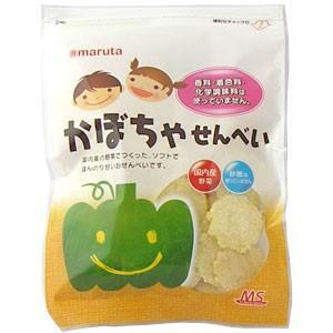 MSシリーズ かぼちゃせんべい 30g|太田油脂(マルタ)|e-kanekoya