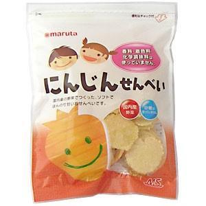 MSシリーズ にんじんせんべい 30g|太田油脂(マルタ)|e-kanekoya