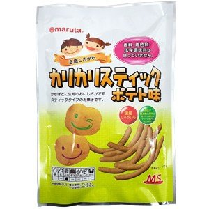 MSシリーズ カリカリスティックポテト味 60g|太田油脂(マルタ)/3歳頃から /取寄せ /賞味期限残1か月程度/|e-kanekoya