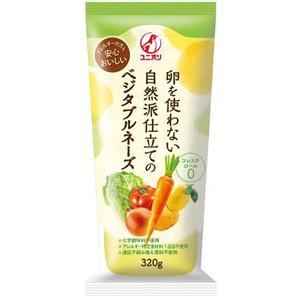 卵を使わない自然派仕立てのベジタブルネーズ 320g ユニオンソース /アレルギー対応 e-kanekoya