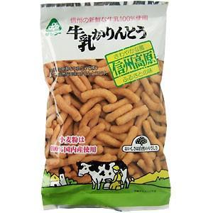 牛乳かりんとう 125g|サンコー /賞味期限残1ヶ月半程度/|e-kanekoya