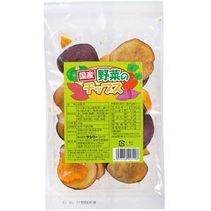 国産野菜のチップス 45g |サンコー /賞味期限残1ヶ月半程度/|e-kanekoya