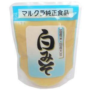 マルクラ食品 マルクラ 白みそ 250g [0514]