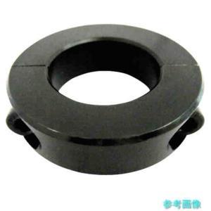 片山チエン KSC0815SP KSCシャフトカラー 黒染 内径8 外径30 幅15
