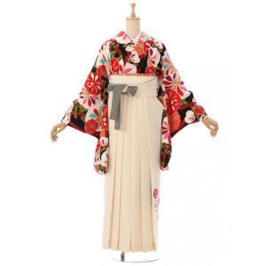 JAPAN STYLE×中村里砂 卒業袴セット 古典のモチーフを現代的な色づかいでキュートにアレンジ...