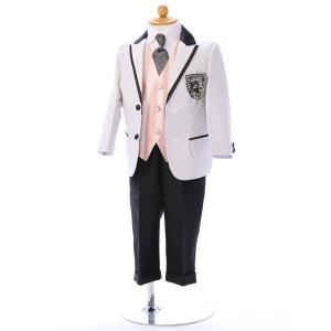 【子供 タキシード】男児礼装 2歳男の子 ちびっこ紳士のためのおしゃれスーツ/タキシード 結婚式 七...