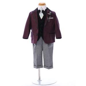 【子供 タキシード】男児礼装 1歳男の子 ちびっこ紳士のためのおしゃれスーツ/タキシード 結婚式 七...