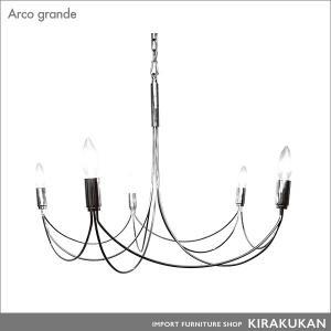 DI CLASSE ディクラッセ アルコ グランデ シャンデリア (Arco grande chandelier)|e-kirakukan