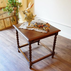 アンティーク(リプロダクト) サイドテーブル|e-kirakukan