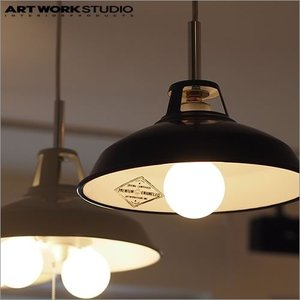 ARTWORKSTUDIO アートワークスタジオ ペンダントライト Enamel set:Sサイズ (エナメルセット):白熱球仕様 ss-8001
