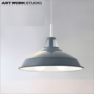 ARTWORKSTUDIO アートワークスタジオ ペンダントライト Enamel set:Lサイズ (エナメルセット):白熱球仕様 ss-8005