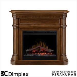 ディンプレックス 電気式暖炉 シンフォニーシリーズ チャールストン (1000W) 26インチ e-kirakukan