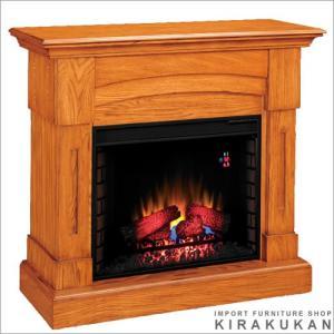 電気式暖炉 ロイドグランデ バークレイ(28インチ1000W) e-kirakukan