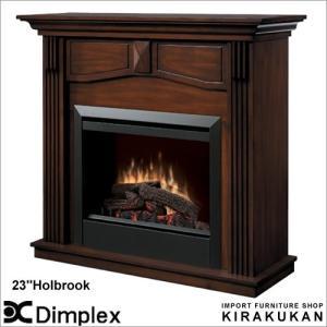 電気式暖炉 Dimplex(ディンプレックス) ホルブルック(1000W) 23インチ e-kirakukan