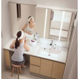 【納期約2週間】パナソニック 洗面化粧台 シーライン [GC-165AC] 幅1650mm