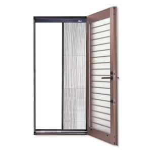 セイキ販売(SEIKI) 玄関網戸 オレジョーズII [HAT-187] ドア用アコーデオン網戸|e-kitchenmaterial|02