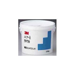 コンパウンド エフ・1 2.8kgバケツ [3M] e-koei