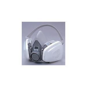 取替え式防じんマスク 6000/5911-RL1 [3M]|e-koei