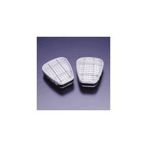 防毒マスク吸収缶 6001 (2個/組) [3M]|e-koei