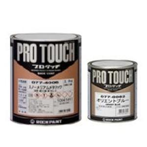 プロタッチ (色:スーパーレッド(077-0039)) 200g [ロックペイント]|e-koei