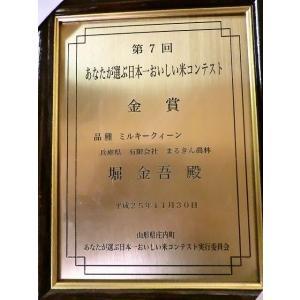 玄米 ミルキークイーン 10kg(5kg×2袋) 兵庫県産|e-koshihikari|06