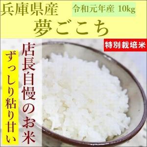特別栽培米 夢ごこち 10kg|e-koshihikari