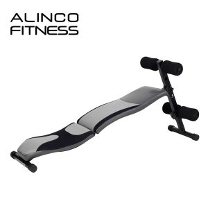 折りたたみシットアップベンチ(腹筋・背筋トレーニング) EX130 腹筋ベンチ 腹筋マシン 腹筋運動 腹筋台|e-kurashi