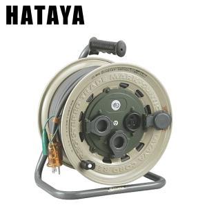 サンタイガーレインボーリール 125V型 50m GX-50 コードリール 延長コード コード 巻き取り コードホルダー 電源リール 電工ドラム|e-kurashi