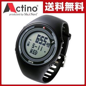 ランニング GPS ウォッチ Actino(アクティノ)走行速度/積算距離/走行距離/走行時間/平均速度/最高速度/時刻表示/カロリー計算|e-kurashi