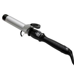 アイビル DHセラミックアイロン (32mm) DH-32CLP ヘアアイロン カールアイロン カール コンパクト おしゃれ ヘアーアイロン スタイリング コテ ウェーブ|e-kurashi