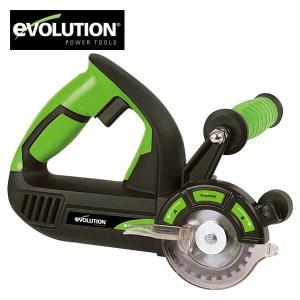 【送料無料】 エボリューション(evolution)  90mm 万能切断ツインカッター  FURY...