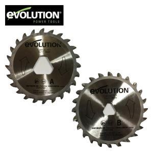 【送料無料】 エボリューション(evolution)  90mm 万能切断チップソー  FURY90...