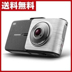 THINKWARE DASH CAM ドライブレコーダー X500 JP 1CH 16GB ドライブレコーダー ドラレコ 車載カメラ 車用カメラ 常時録画 録画 高画質 小型|e-kurashi