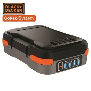 GoPak 10.8V 充電池 (USBケーブル付き) BDCB12U 10.8Vリチウムイオンバッテリーパック Li-ion DIY|e-kurashi
