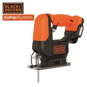 GoPak 10.8V ジグソー (本体のみ) BDCJS12UB レシプロソー セーバーソー パイプソー 充電ジグソー【あすつく】|e-kurashi
