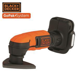 GoPak 10.8V サンダー (本体のみ) BDCDS12UB サンダーポリッシャー サンダポリッシャー 研磨機 研磨器|e-kurashi