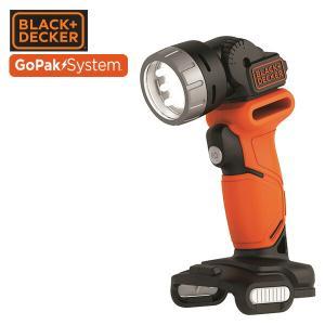 GoPak 10.8V LEDライト (本体のみ) BDCCF12UB LED懐中電灯 ハンディライト ハンドライト 作業用ライト|e-kurashi