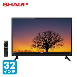 アクオス(AQUOS) 32V型 ハイビジョン液晶テレビ 外付けHDD対応 2画面機能(TV+外部入力)搭載 2T-C32AC1 32型 32インチ 外付けハードディスク HDD 【あすつく】|e-kurashi