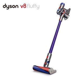 【メーカー保証2年】 サイクロン式スティック&ハンディクリーナー Dyson Cyclone V8 Fluffy SV10FF3 SV10 FF3 掃除機 クリーナー ダイソン掃除機