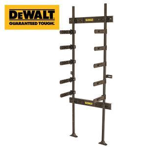 【送料無料】 DEWALT デウォルト  タフシステム 工具箱収納ラック WORKSHOP RACK...