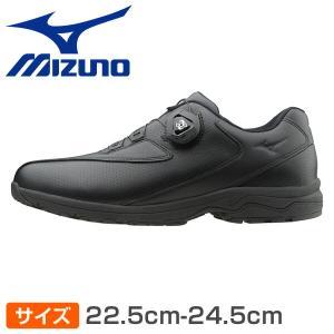 ウォーキングシューズ レディースサイズ22.5cm-24.5cm LD40 Boa ブラック ウィメンズ 女性 シューズ 靴 スニーカー 軽い Boaクロージャーシステム Boa LD-40|e-kurashi