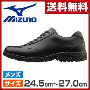 ウォーキングシューズ メンズサイズ24.5cm-27.0cm LD40  ブラック ビジネスシューズ 男性 シューズ 靴 スニーカー 軽い LD-40|e-kurashi